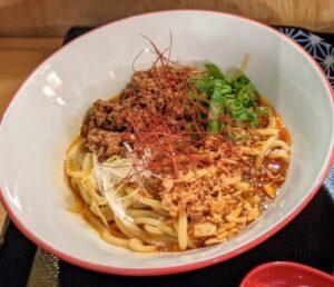 汁なし坦々麺専門店 福部園