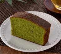 ファミリーマートの新作スイーツ・和菓子「抹茶のパウンドケーキ」2021年5月